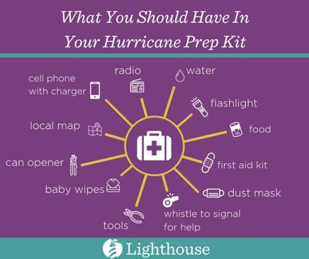 hurricane prep kit